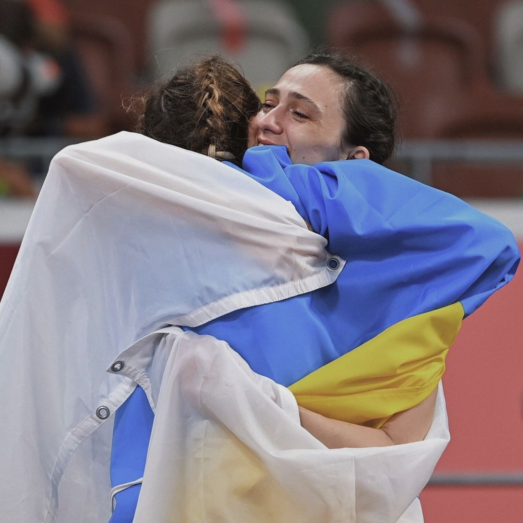 """Магучих впервые прокомментировала фото с россиянкой: """"я очень уважаю украинских воинов"""""""