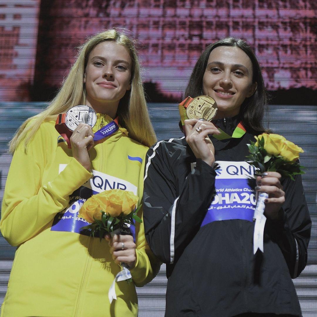 """Звезда Олимпиады сваи магучие вляпалась в скандал из-за россиянки. Теперь ее вызывают """"на ковер"""""""