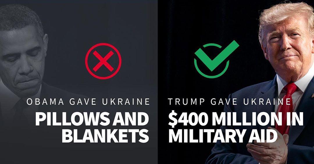 """Трамп """"подколол"""" Обаму из-за Украины: все подробности"""