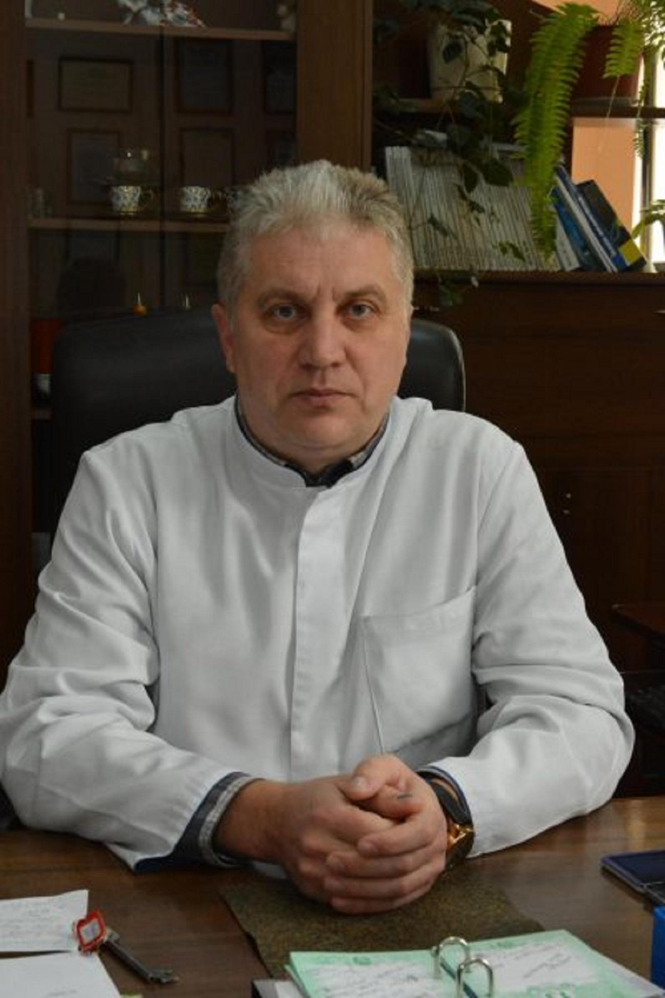 От коронавируса умер известный украинский врач: боролся три недели
