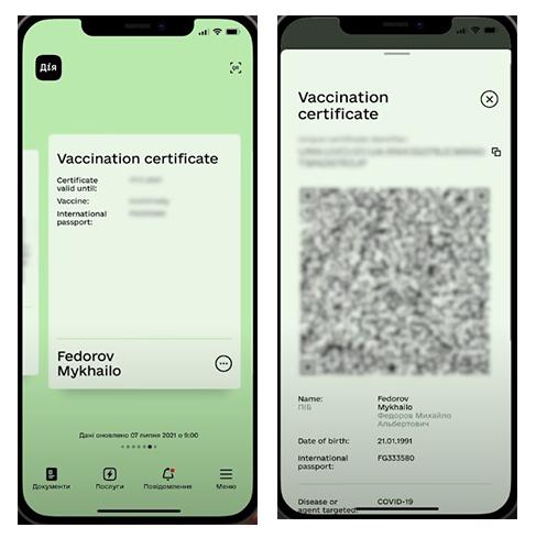 """Как получить сертификат вакцинации в """"Дие"""": инструкция и полезные лайфхаки"""