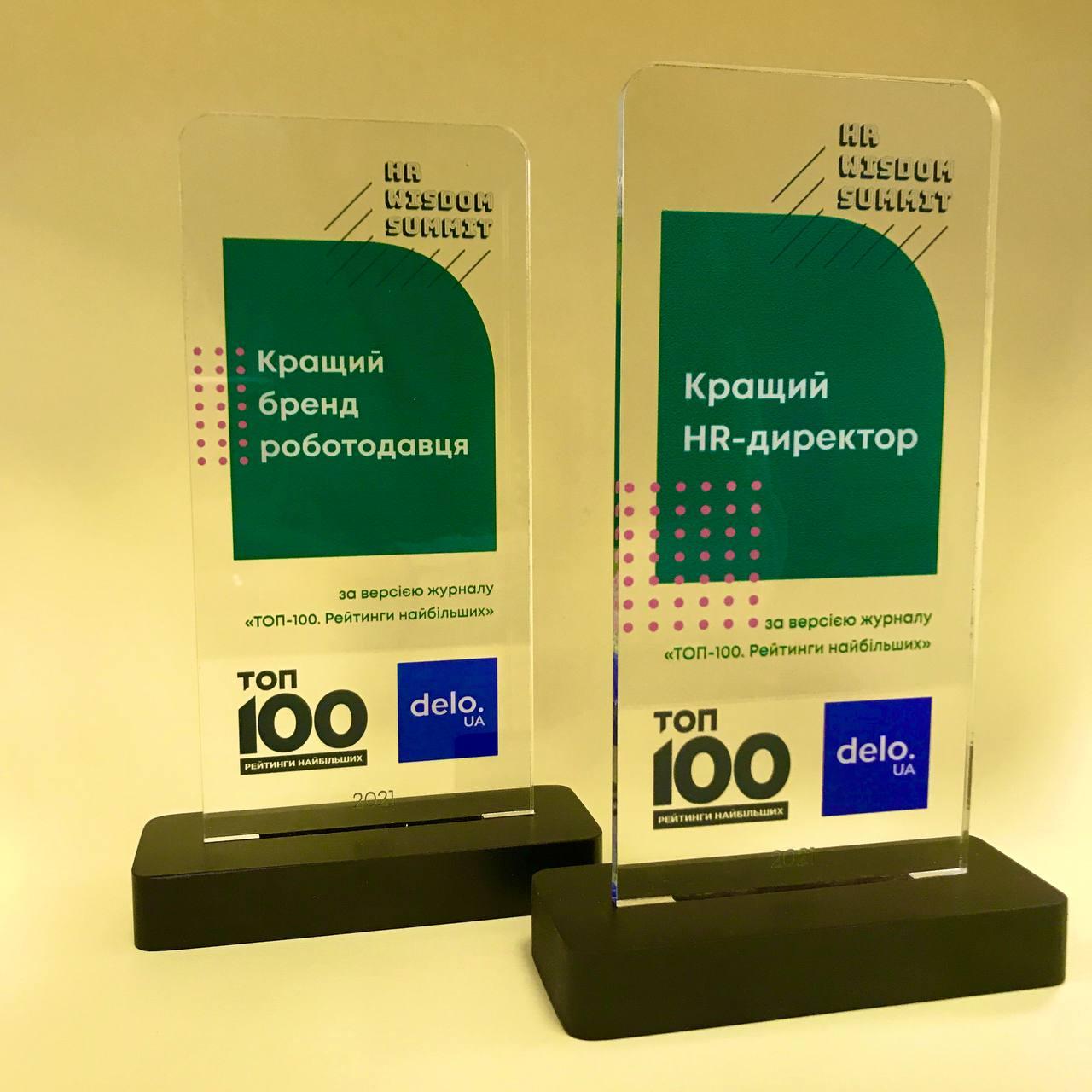 «Фармак» увійшов до списку 10 найкращих роботодавців України