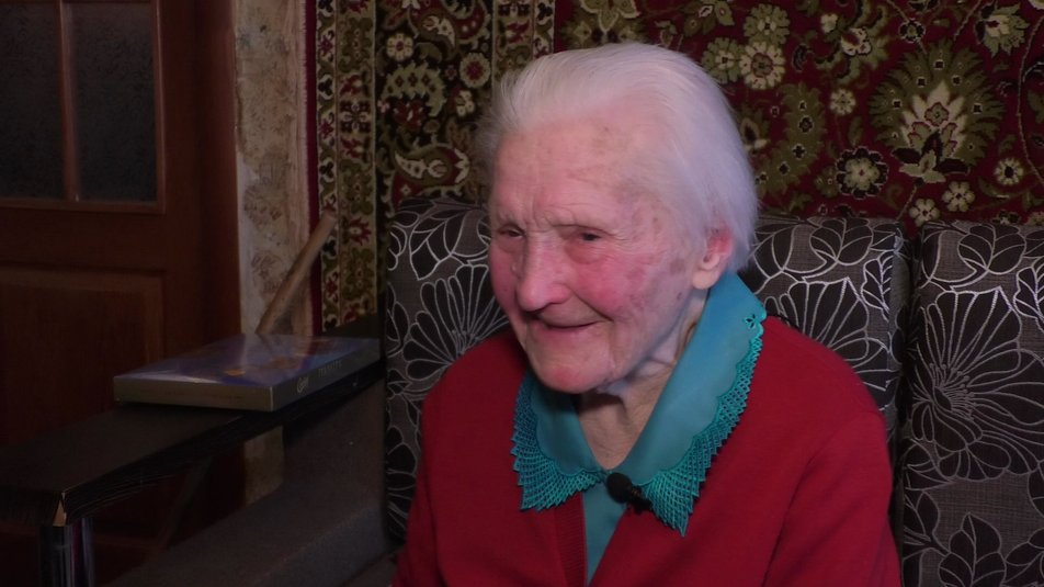 Украинская бабушка отпраздновала 100-летие: история ее жизни и рецепт долголетия