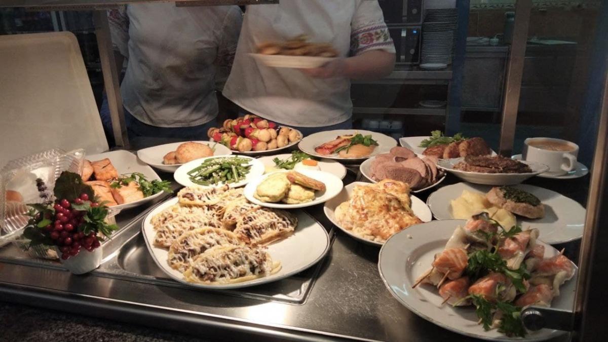 З'явилося нове меню їдальні Верховної Ради: скільки коштує обід