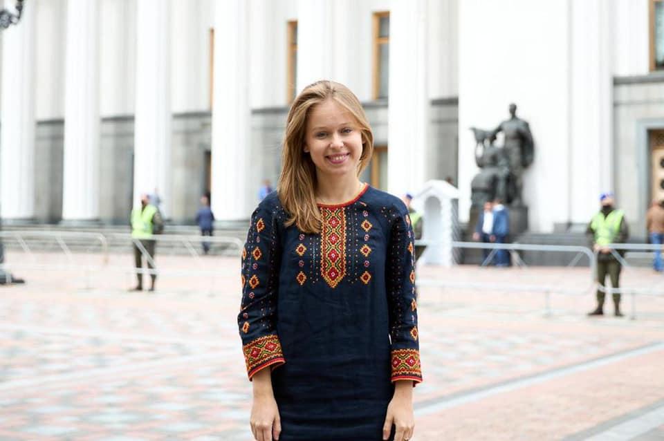 У Михаила Саакашвили новая любовь: кто такая Лиза Ясько