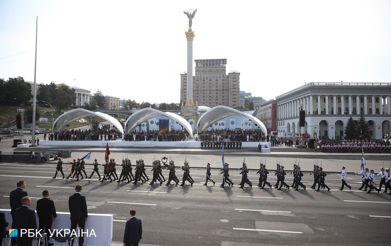 Яскраві фото з параду до Дня Незалежності України: гордості немає меж!