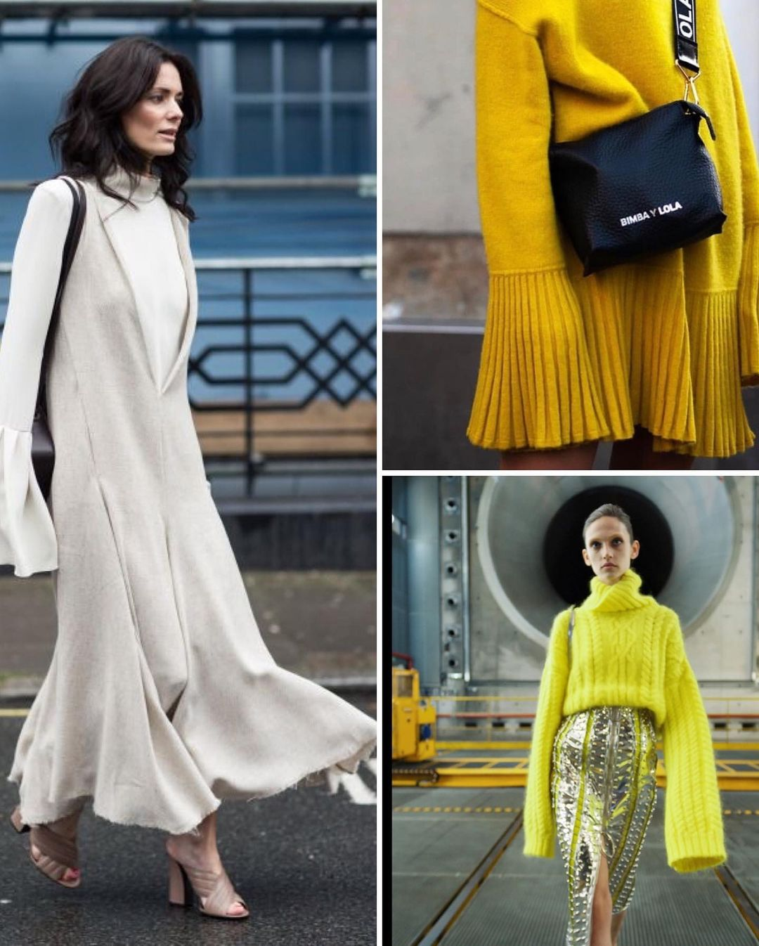 Total knit і бахрома: стиліст назвала гарячі тренди осінь-зима 2021-2022
