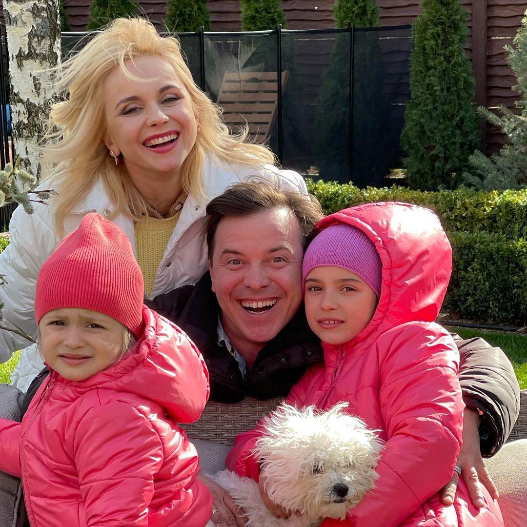 Лилия Ребрик раскрыла свою главную мечту и растрогала семейным кадром
