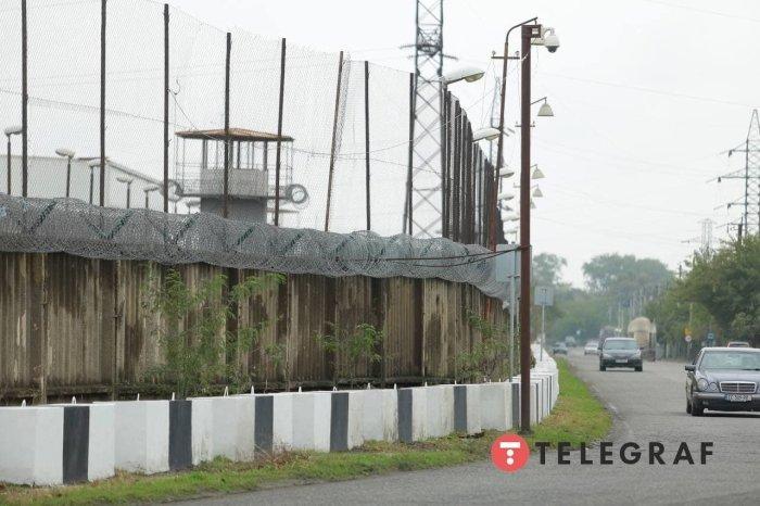 Журналісти показали, як виглядає в'язниця, в якій тримають Михайла Саакашвілі
