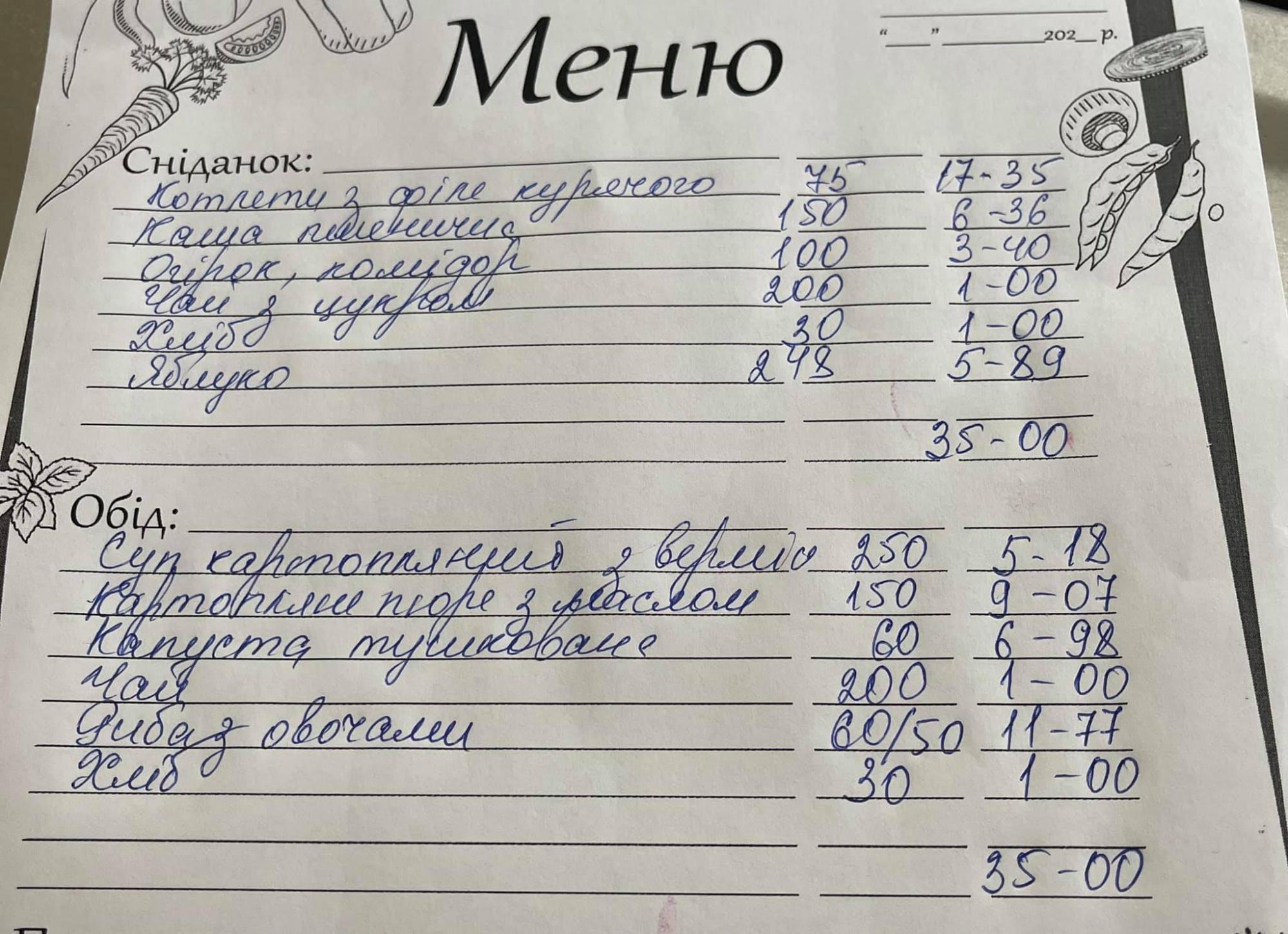 """Экономят на детях: украинцы жалуются на """"золотое"""" питание в школах"""