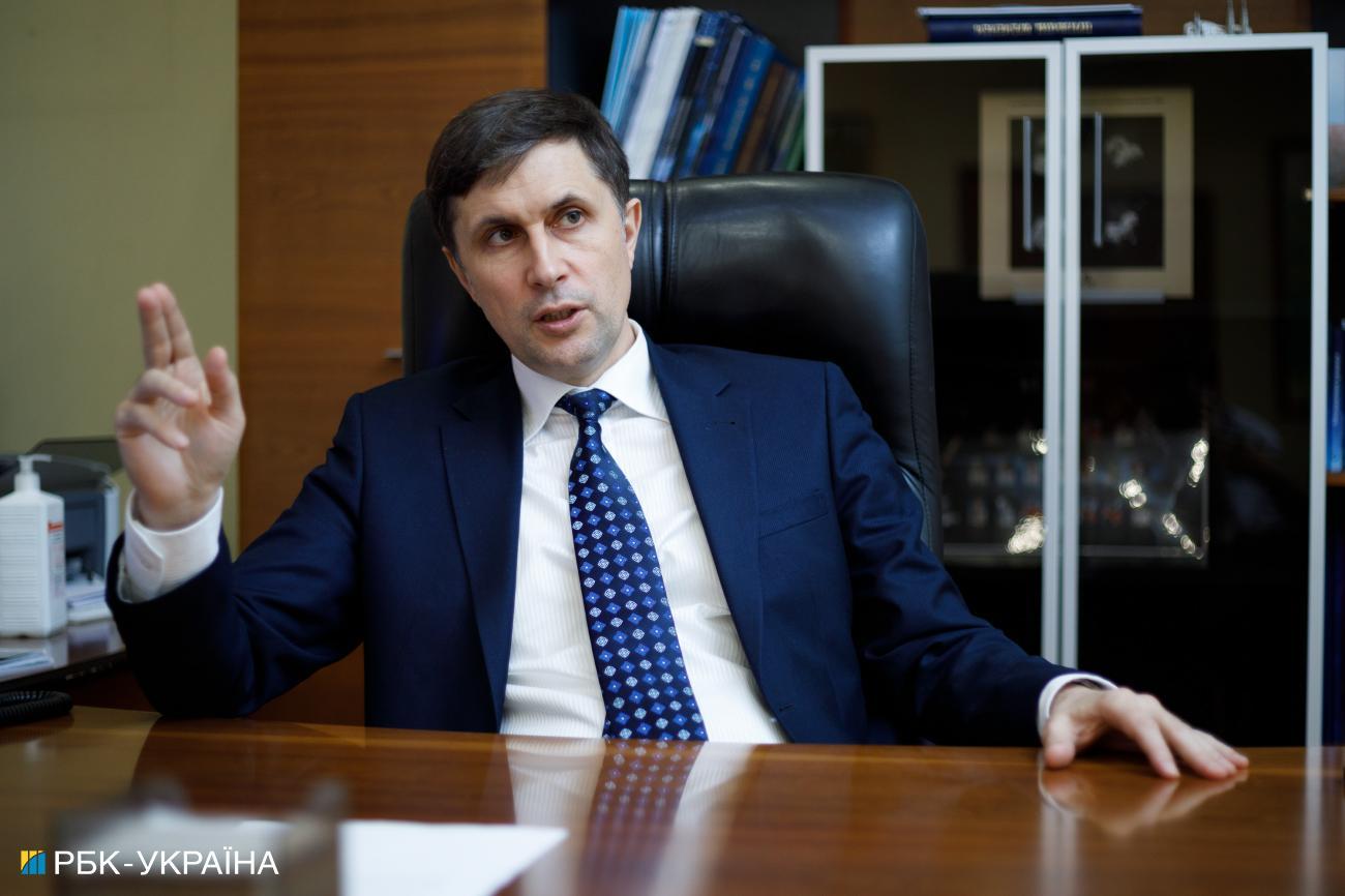 Голова Держкосмосу Володимир Тафтай: Україна обов'язково претендуватиме на ресурси Місяця