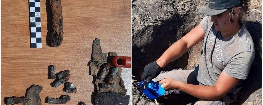 Археологи нашли под Кропивницким захоронения, которым 3 и 5 тысяч лет