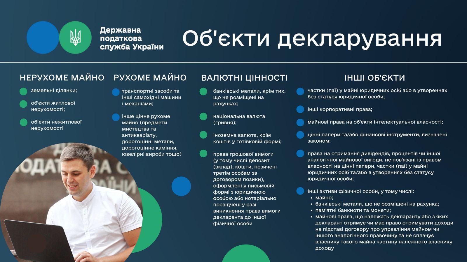 Налоговая амнистия в Украине. Кому запрещено подавать декларацию