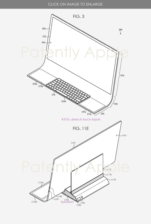 Apple планує випускати повністю скляні iMac
