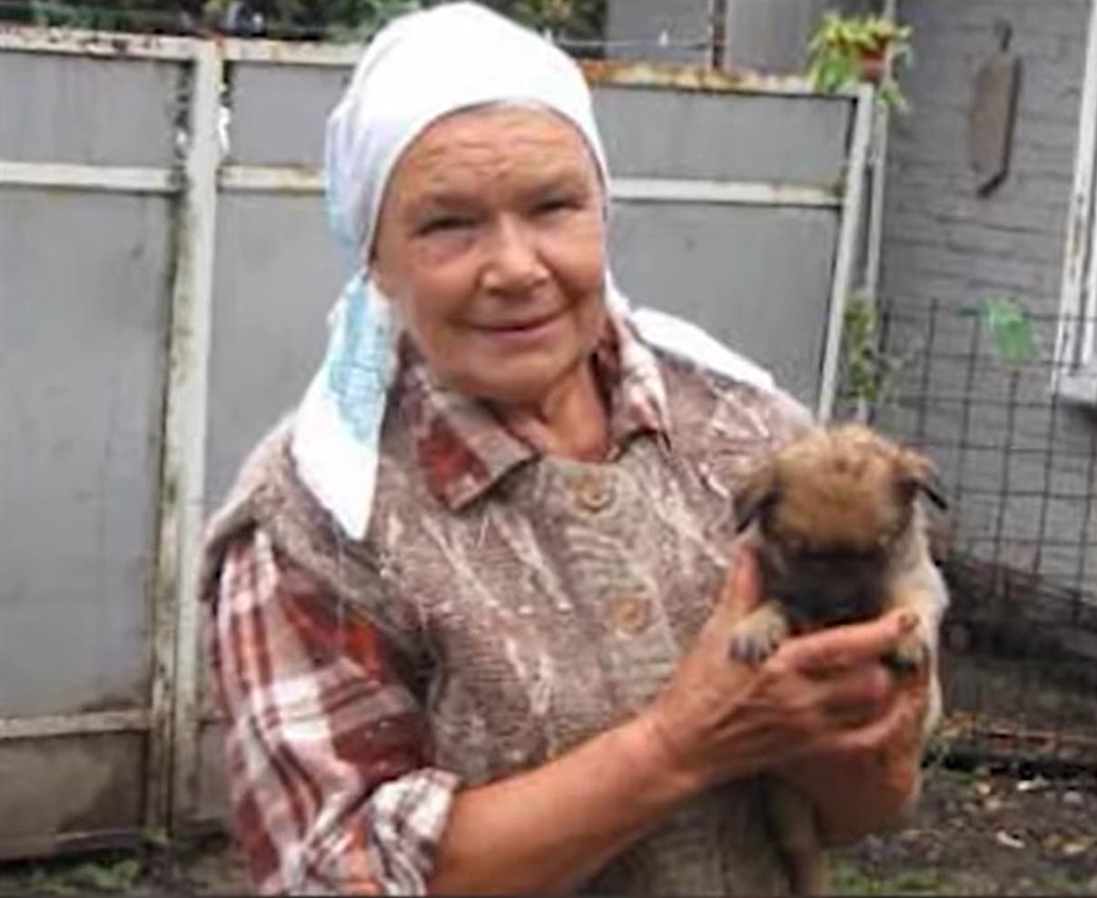 У мережі показали будинок мами Андрія Данилка, де вона жила довгі роки