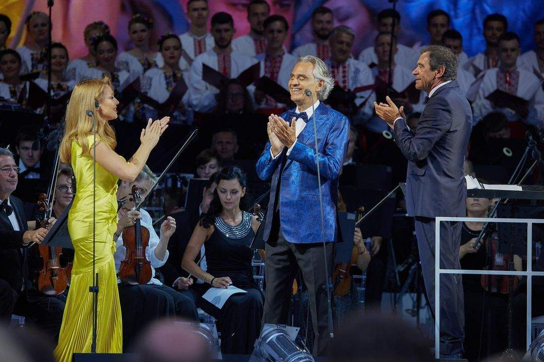 Тіну Кароль запідозрили у вагітності після концерту до Дня Незалежності