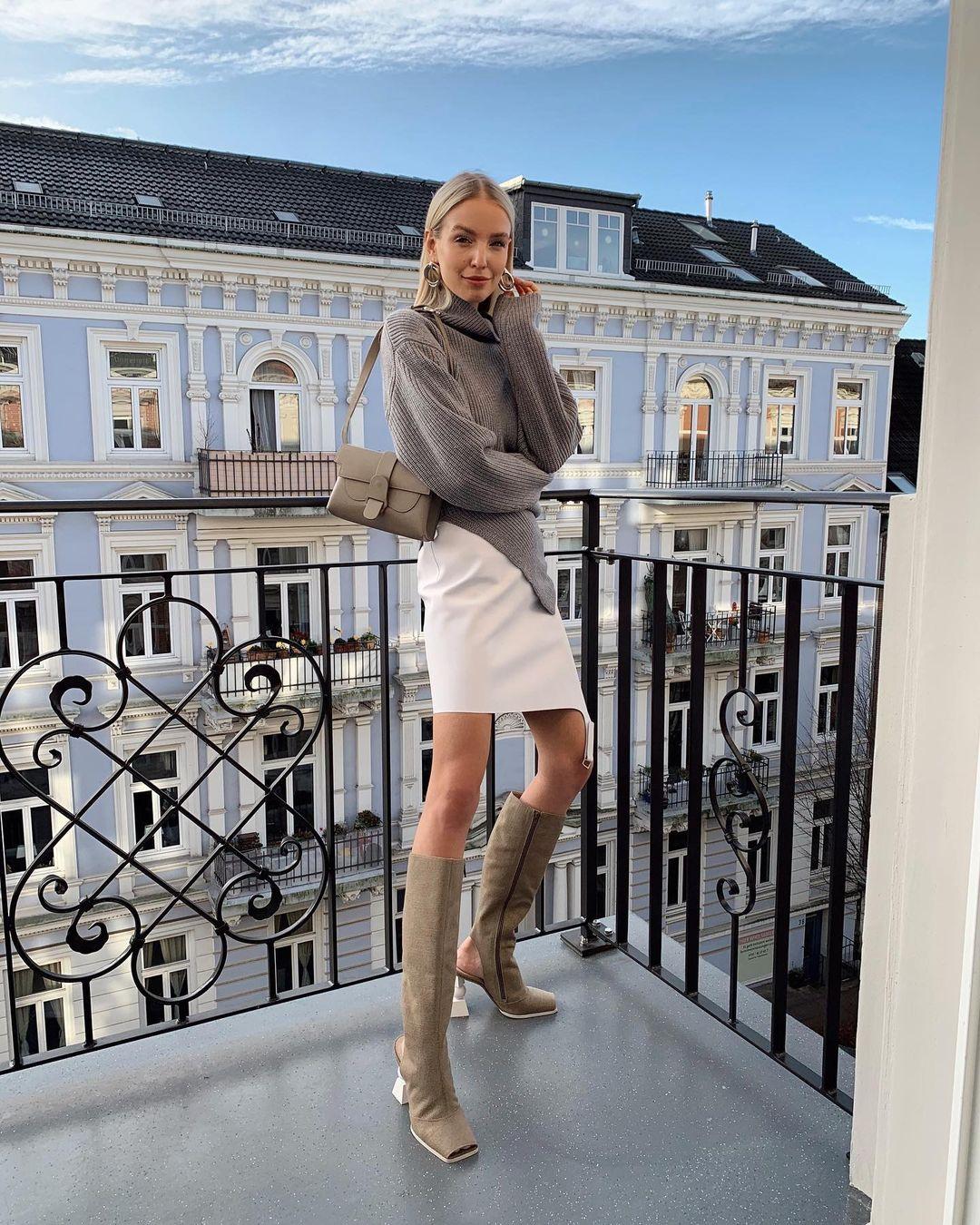 Трікожаная або плісе: стиліст показала, як носити спідницю цієї осені