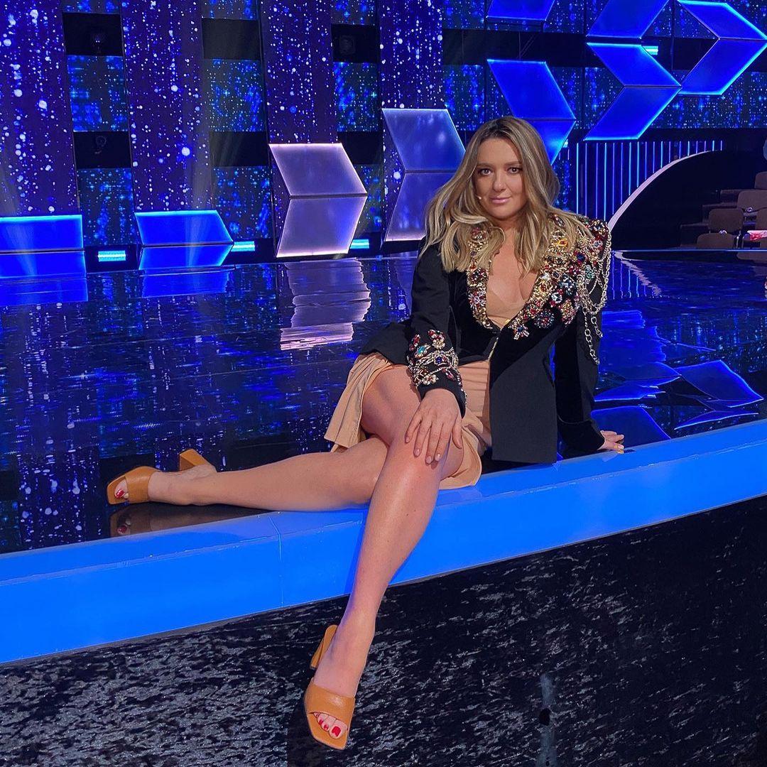 Могилевська мріє змінити Гімн України: зірка уже придумала нові рядки