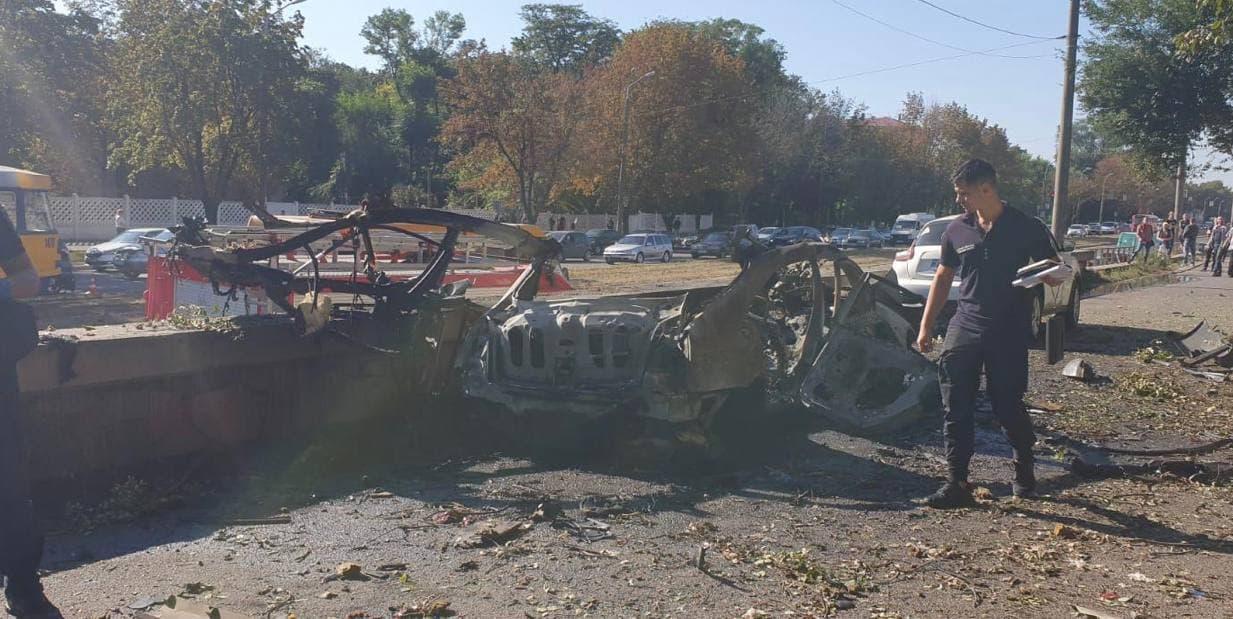 В Днепре в результате взрыва авто трагически погибла пресс-секретарь ГСЧС: была одной из лучших