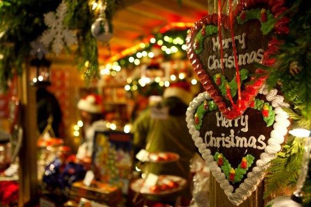 """В этот день принято желать """"Мerry Christmas"""" - """"Веселого Рождества"""""""