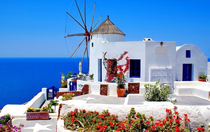 курорти Греції