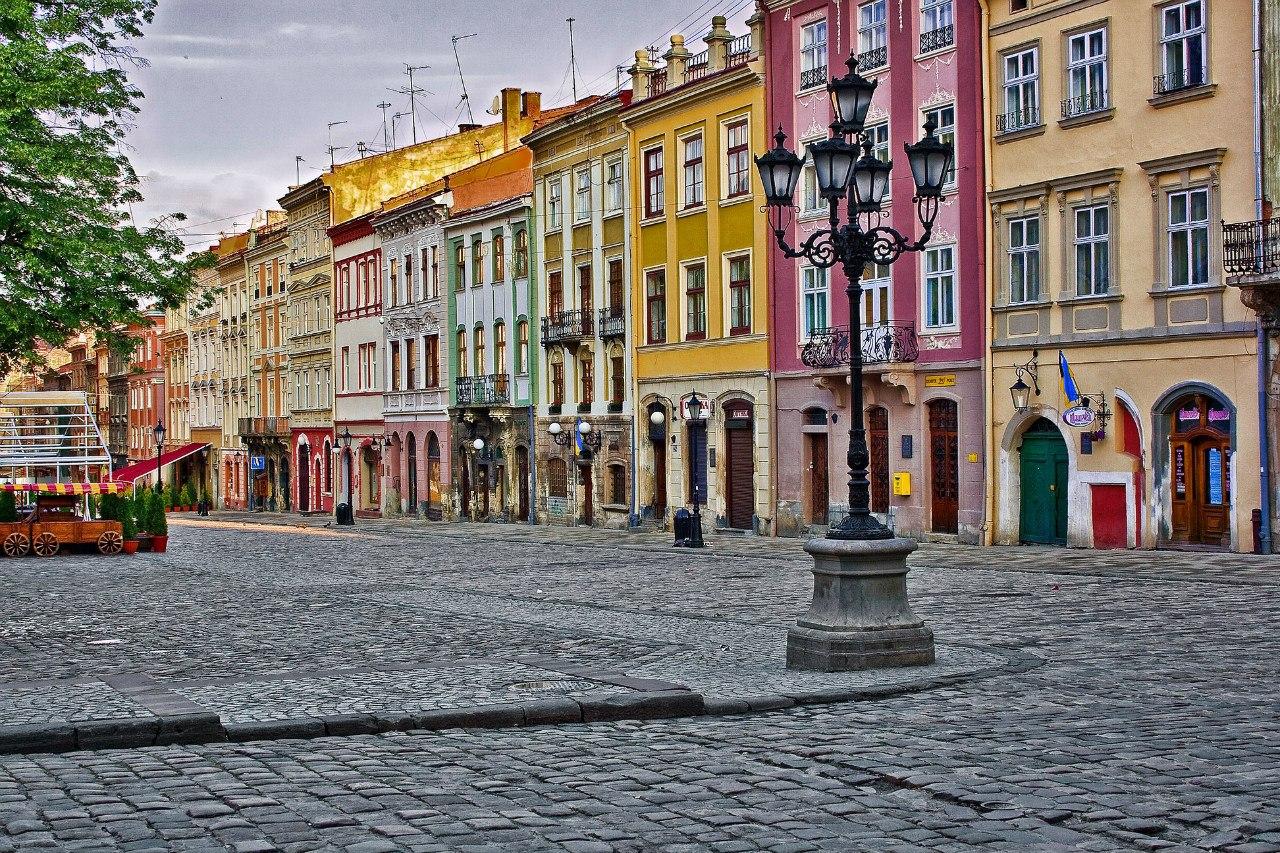 львівські вулички
