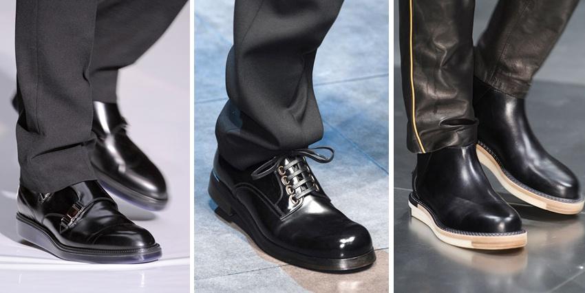 Туфли Народные на Сплошной Подошве — в Категории