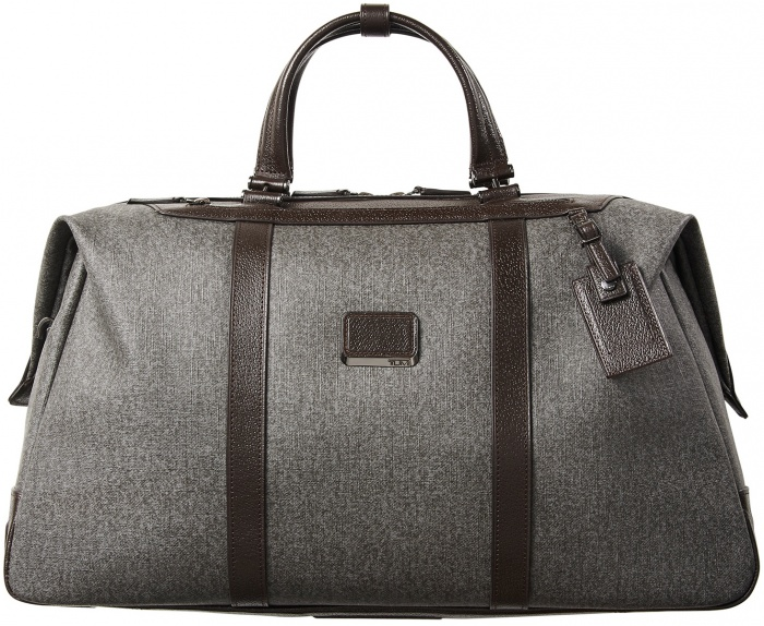 9075e192990f Бренд Alberto Guardiani предложил дизайнерские мужские сумки-weekenders для  коротких поездок
