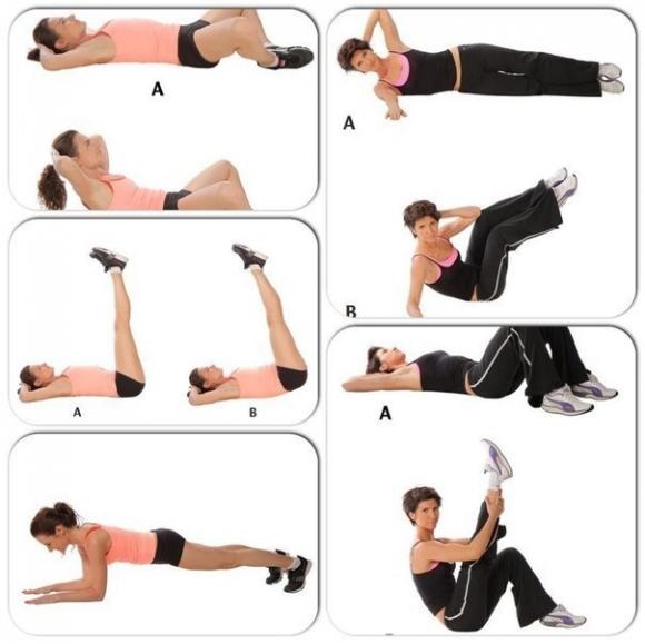 Какой темп упражнений чтобы похудеть