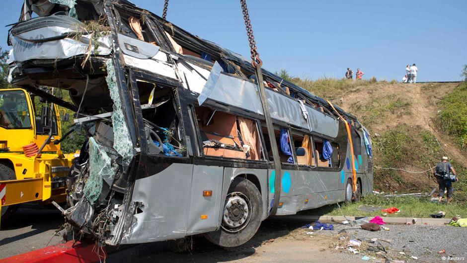 В результате ДТП в Германии граждане Украины не пострадали, - МИД Украины
