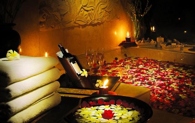 романтический вечер на 14 февраля
