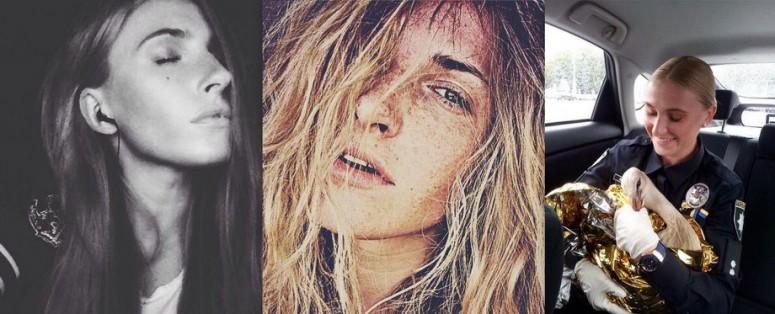 Самые красивые девушки украины фото блондинок