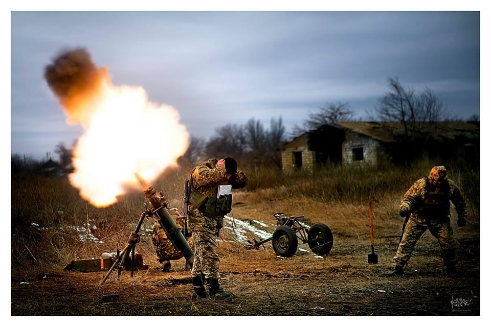 Атака ВСУ захлебнулась: противник понес потери
