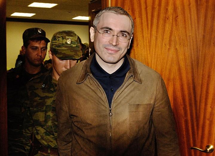 Ходорковский покинул территорию колонии
