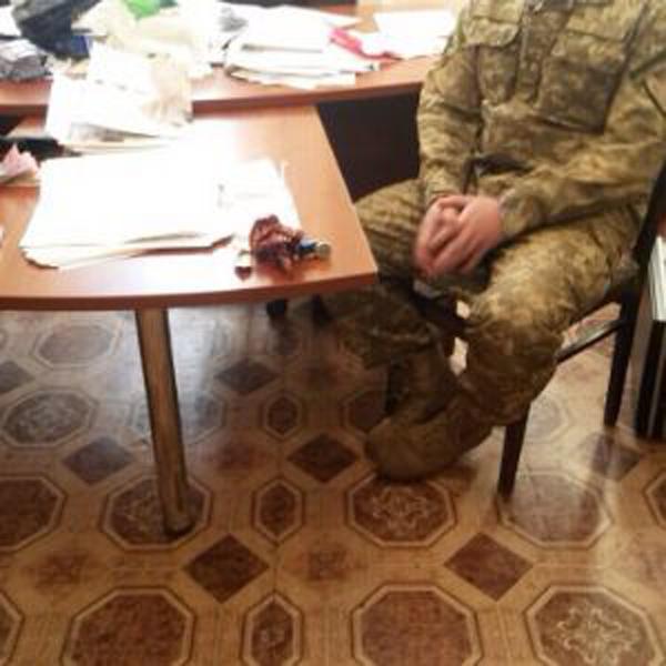 УКиєві спіймали нахабарі командира військової частини