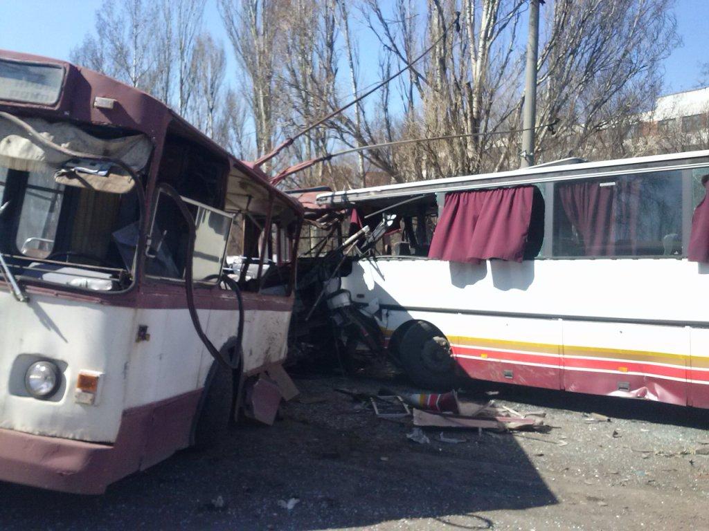 Число погибших в результате ДТП в Донецкой области увеличилось до 5 человек