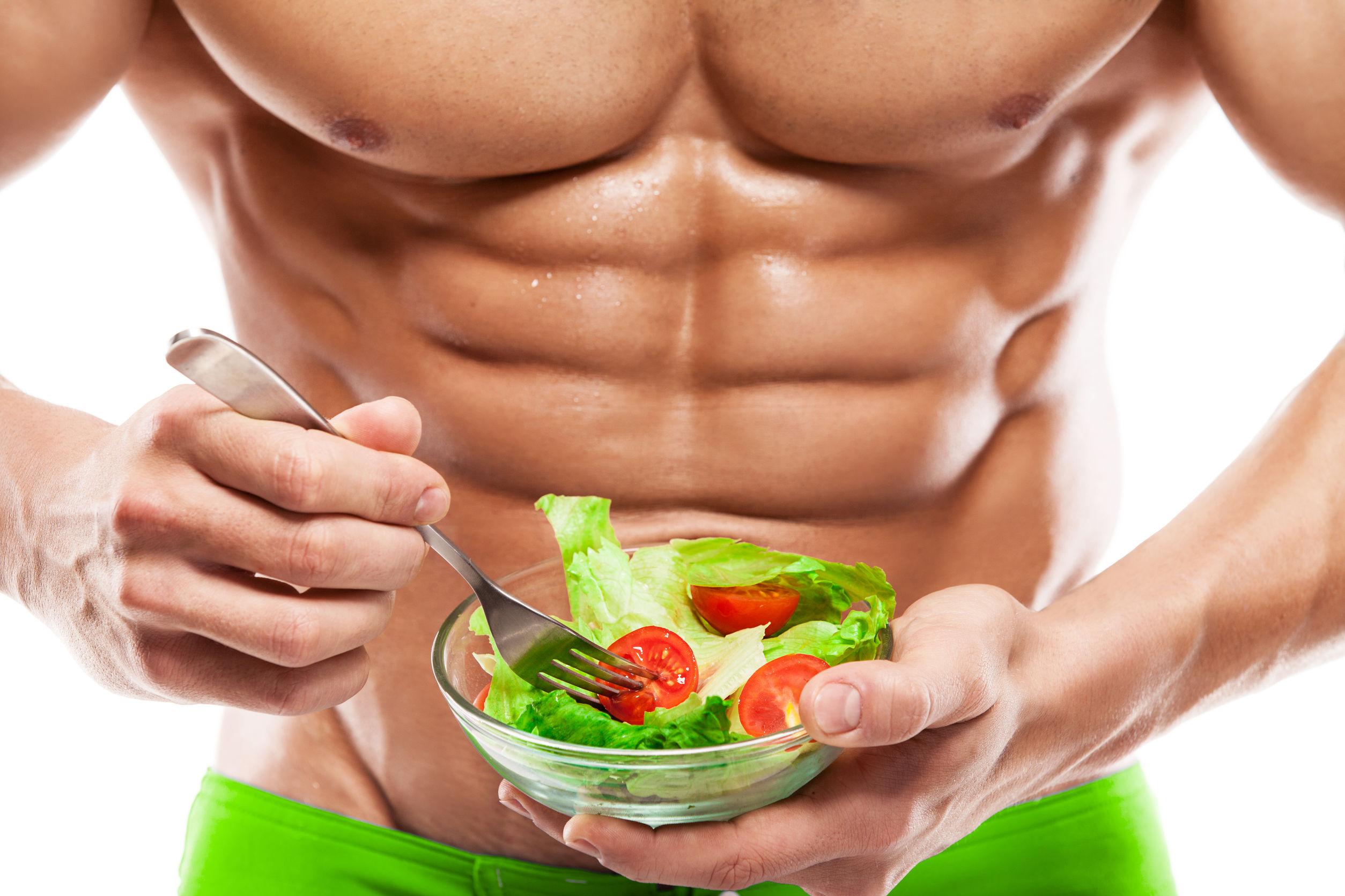 как убрать живот спортивная диета