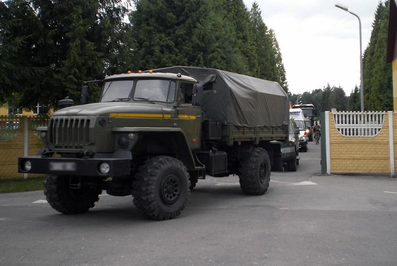В Мукачево отправляются спецподразделения Национальной гвардии - Фото, Мукачево, перестрелка, Нацгвардия, Правый сектор | РБК Украина