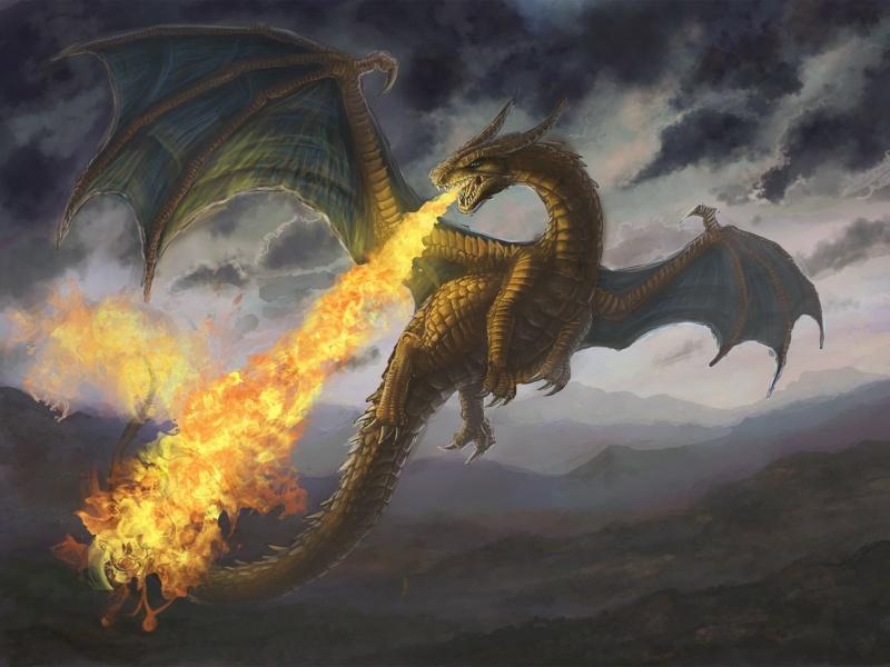 Гороскоп родившийся в год драконов