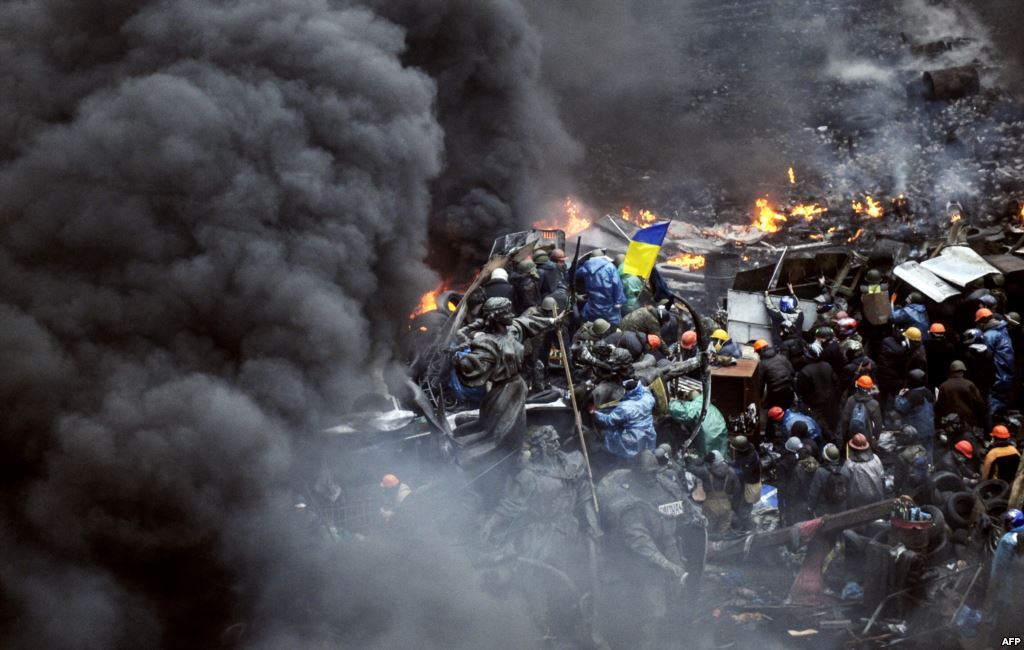 майдан 2014 фото