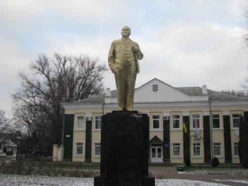 У Полтавській обл. відновлено зруйнований 10 січня пам
