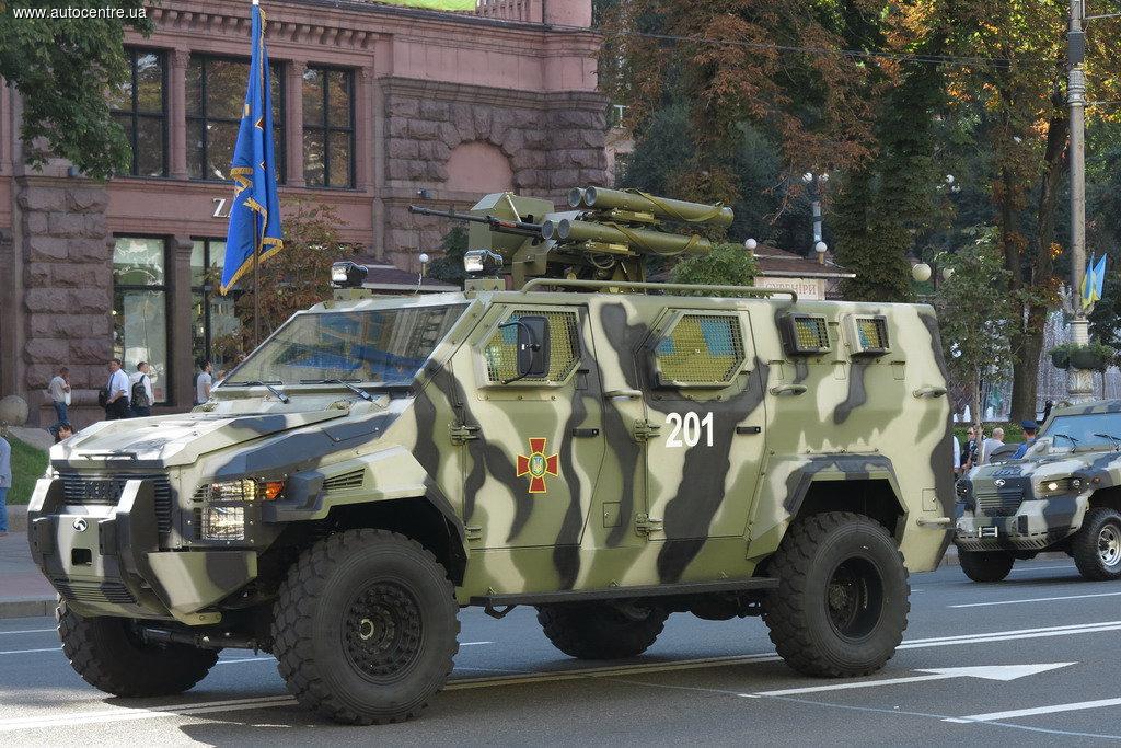 Поляки в восторге от украинских новинок КрАЗа