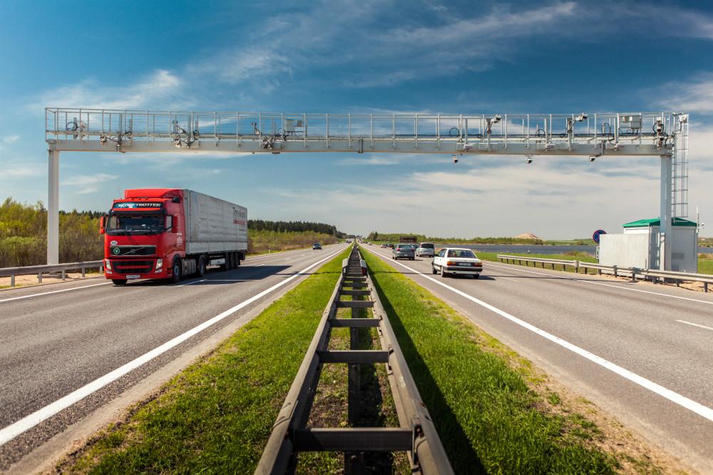 Украинцы за год заплатили более 2 млн евро за нарушения на платных дорогах Беларуси - Беларусь - дороги - проезд - оплата | РБК Украина
