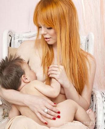 голые красивые мамы фото