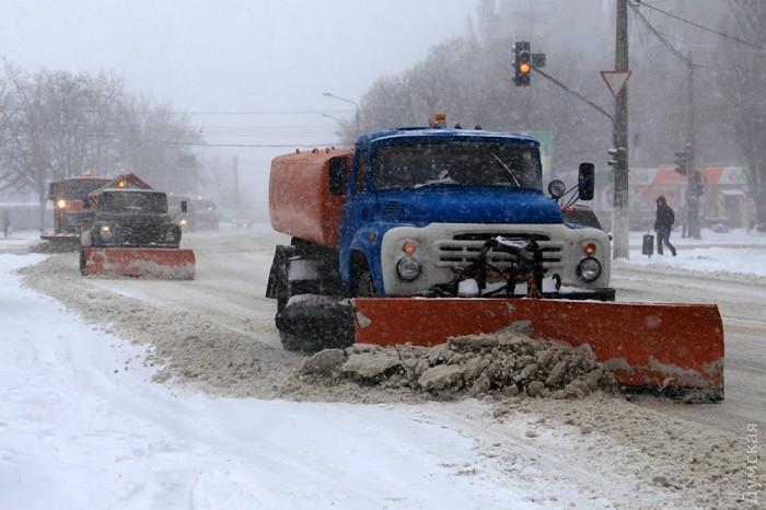 Мэр Одессы призвал сделать 18 января выходным днем из-за снегопада - Цензор.НЕТ 7094