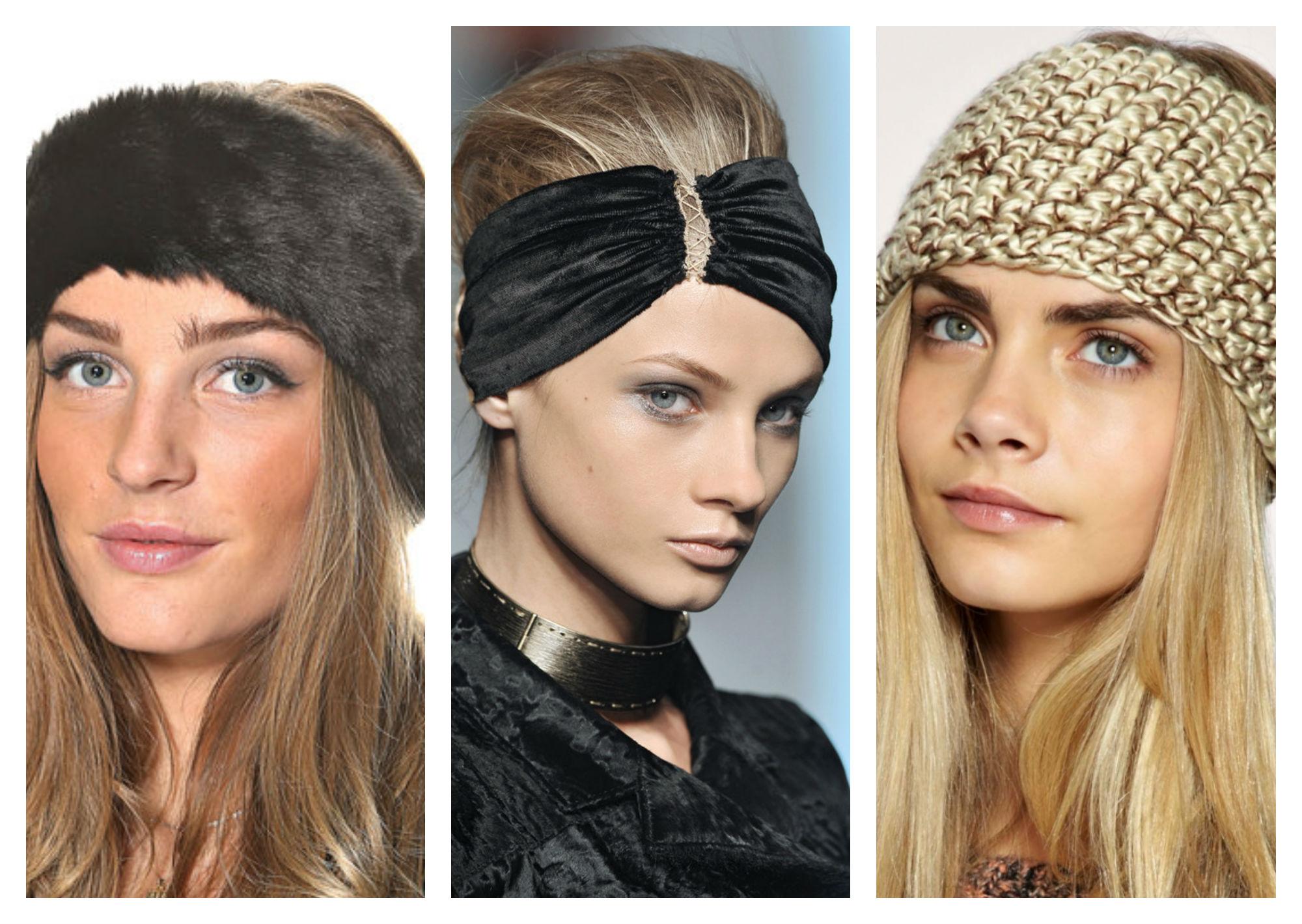Как носить шапку не портя прическу