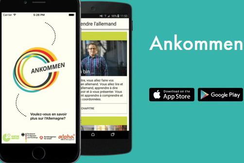 ВГермании создали приложение, которое несомненно поможет беженцам сориентироваться