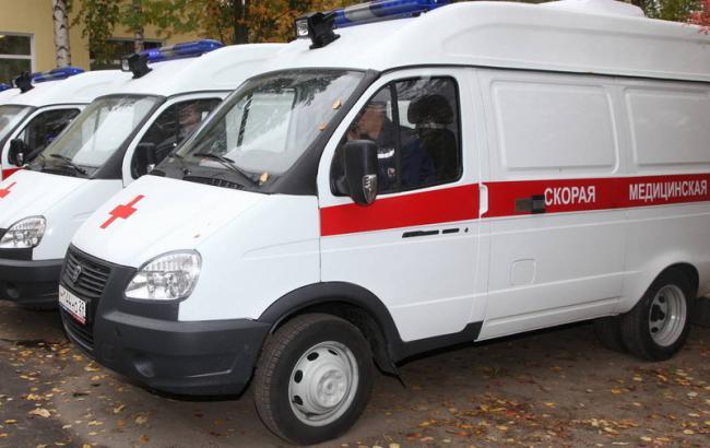 Фото: Скорая помощь в России