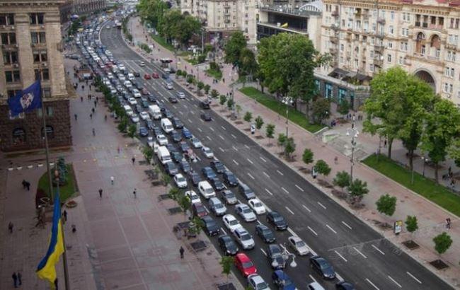 Фото: Хрещатик зараз (telegraf.com.ua)