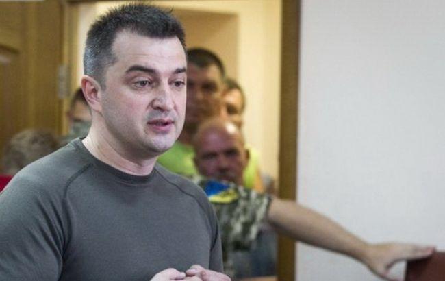 Фото: прокурор Костянтин Кулик